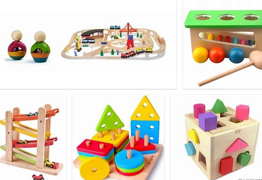 Wooden Toys For 2 Year olds