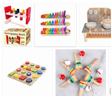 Wholesale China Wooden Toys