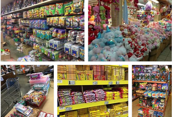 Wholesale Toys in Los Angeles