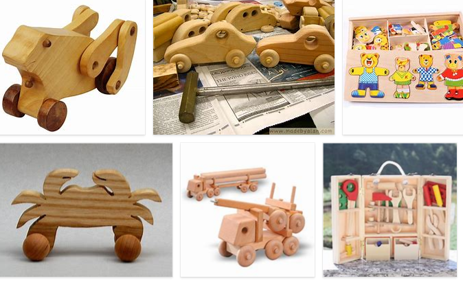 Wooden Toys For Adults