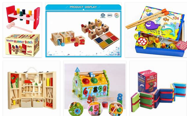 Broadway Wholesale Wooden Toys