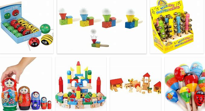 Wholesale Wooden Toys in Hyderabad