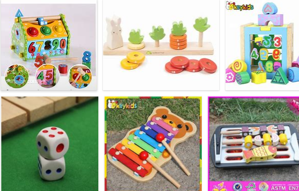 Wholesale wooden toys for retailers