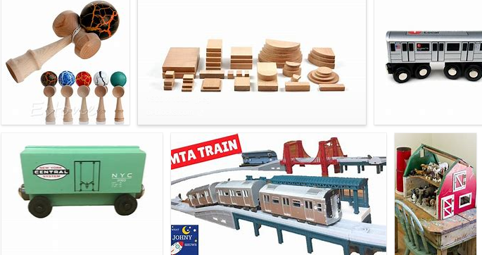 wholesale wooden toys New York