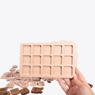 Wooden Word Game (Montessori)